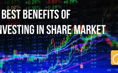 7 BEST BENEFITS OF INVESTING IN SHARE MARKET